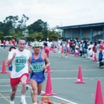 冬の楽しみ(マラソン)