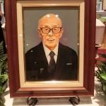 記念の肖像画