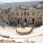 ギリシャのコロシアム